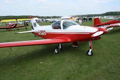 G-OPYO Alpi Avitaion Pioneer 300 (PFA 330A-14597) Popham 040514