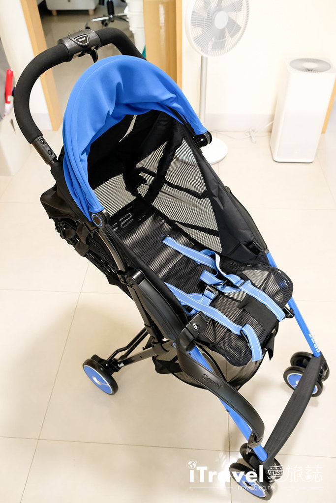 轻量型婴儿车推荐 Combi F2 Plus (15)