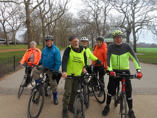 South London Parks Ride 29