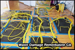 Water Damage San Jose
