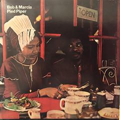 BOB & MARCIA:PIED PIPER(JACKET A)