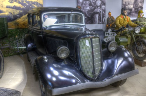 The historian-mechanic museum Automotoantiquity ('Automotostarina') in Vladivostok on 05-05-2018 vol01 (4)