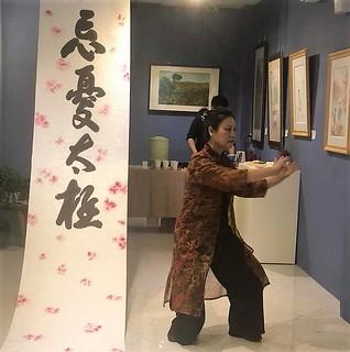 唐玉書在十二籃實驗藝廊 (9)