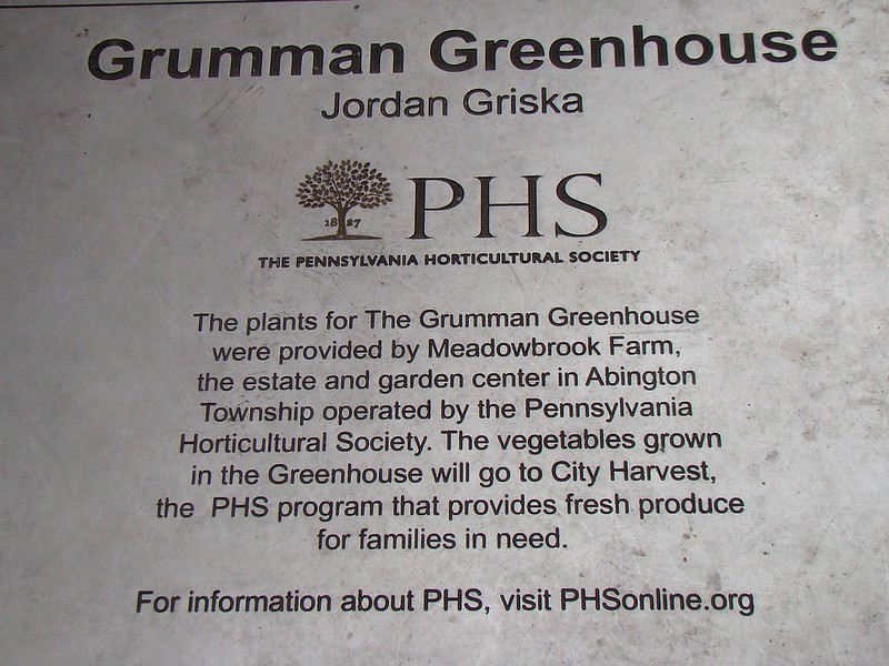 Grumman Greenhouse text