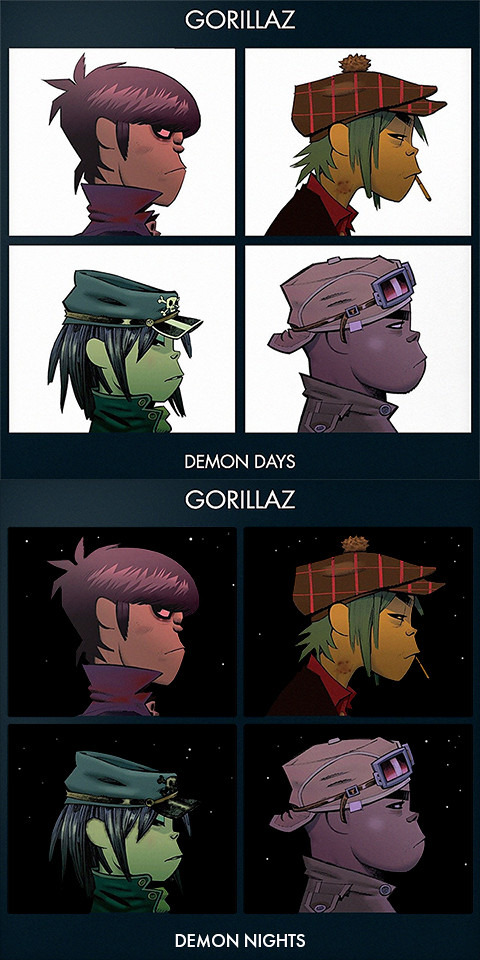 Demon Days Demon Nights