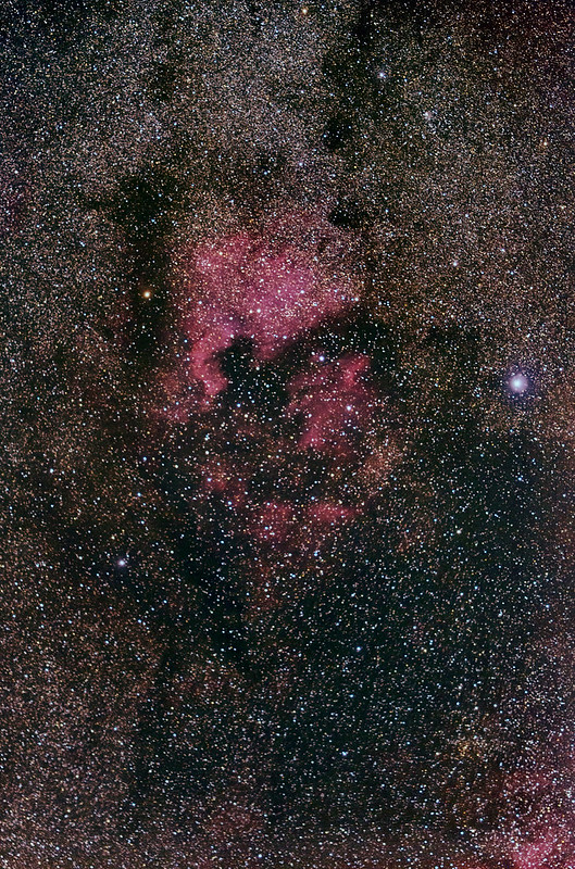 In praise of the Rokinon 135 mm F2 - Astrophotography - PentaxForums com