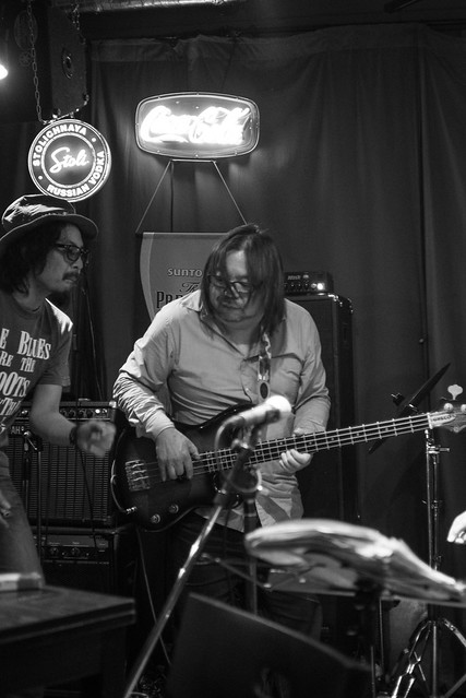 T.G.I.F. blues session at Terraplane, Tokyo, 11 May 2018 -00263