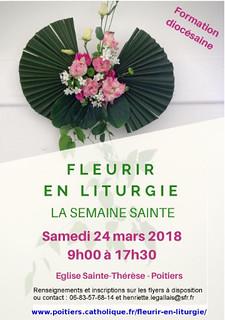 FLEURIR 24/03/2018 Demo bouquet droit