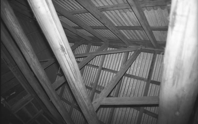 Fitzgerald's Hut & Site , Alpine Huts 1994 sheet 13 5
