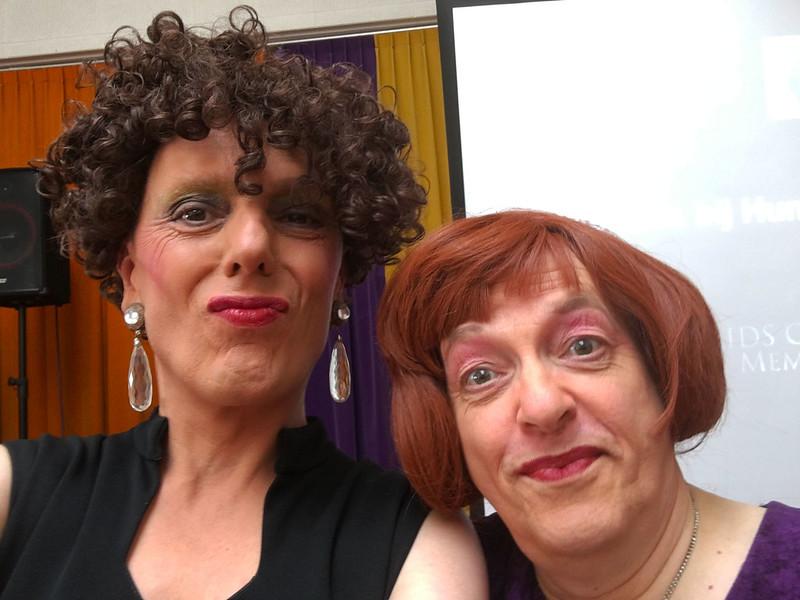 Sheilla Bijoux & Zarah Meander