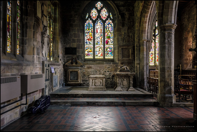 St Mary's church, Wirksworth
