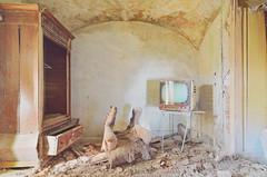 Urbex ✧ Castello di A