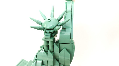 LEGO Architecture Statue of Liberty (21042)