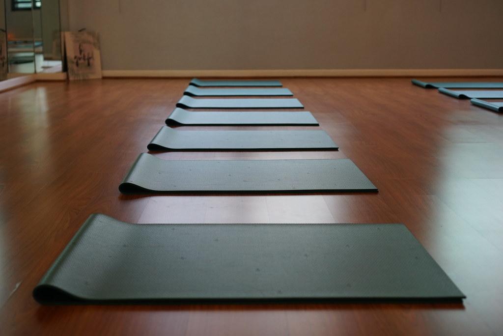 at yoga+ express McKinley