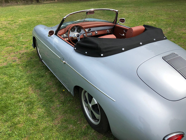 William Carr Pre-Owned Roadster