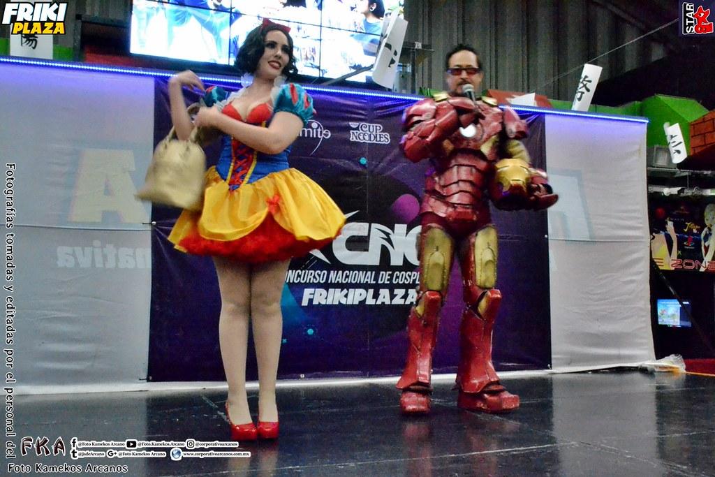 FKA-Eliminatoria CDMX Rumbo Al Concurso Nacional Cosplay Imagina