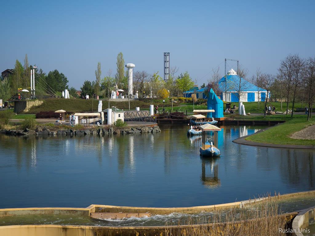 Парк развлечений Белантис в Лейпциге парка, аттракцион, можно, стоит, аттракционов, Потом, Лейпцига, выглядит, после, территория, бесплатный, большой, лодка, человек, сайте, слишком, полета, прокатились, Европе, Порта