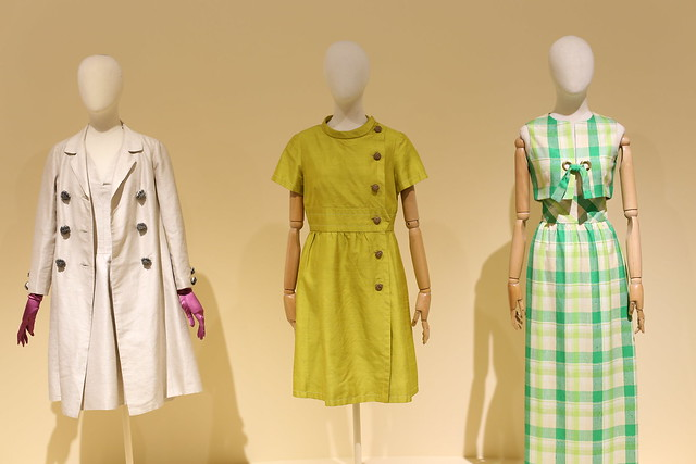Платья 60-х