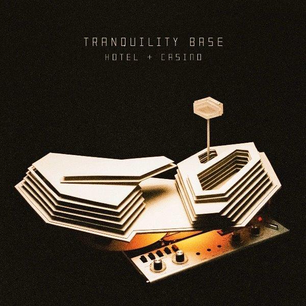 Arctic Monkeys - Tranquility Base Hotel And Casino
