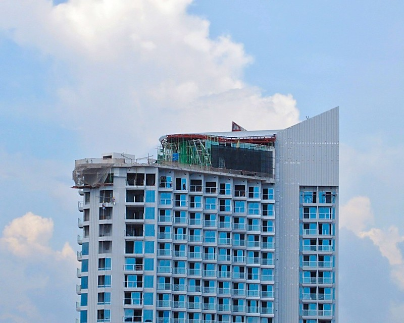 Building Terminal 21 Pattaya