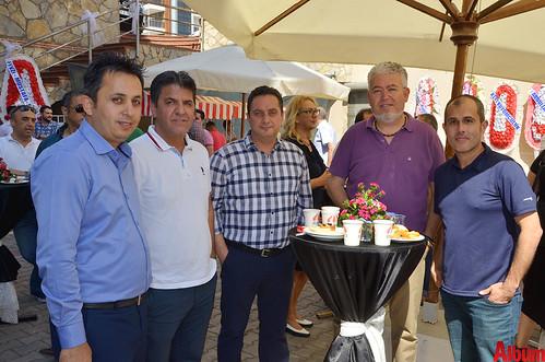 İsmail Coşkun, Hakan Topçu, Ömer Berk Sına, Ali Aral, Kaan Gürses.