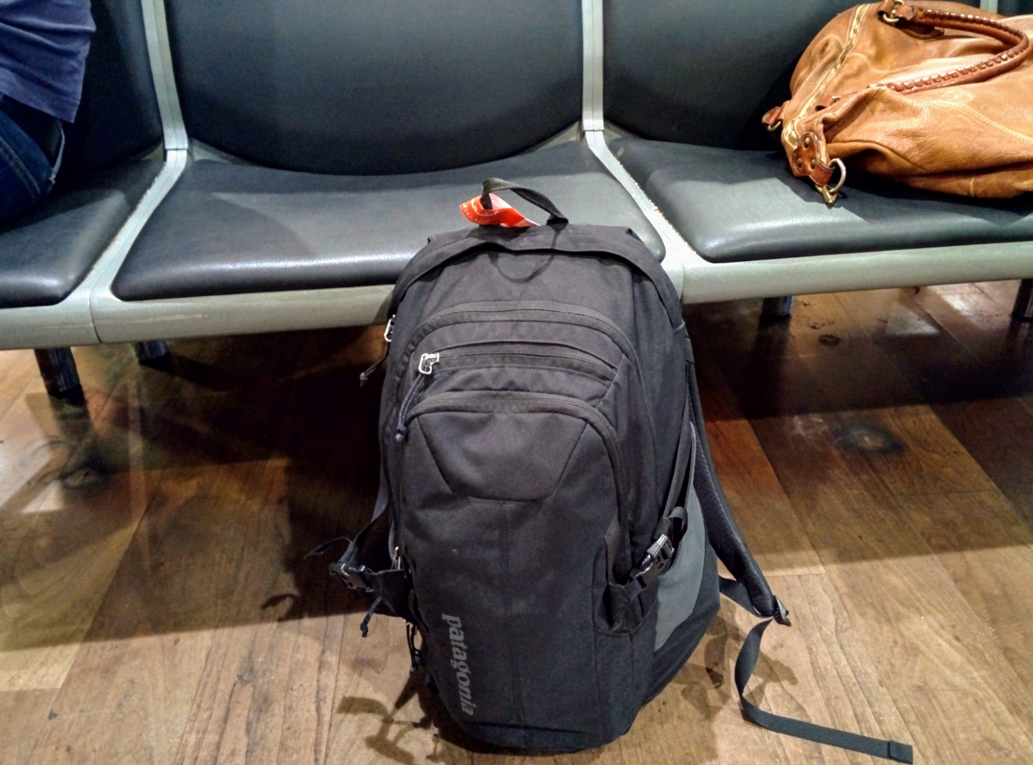 My bag packed for 5+ months of travel