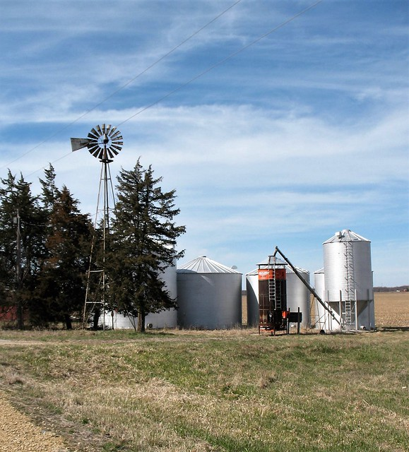 Iowa Windmill, Canon POWERSHOT A630