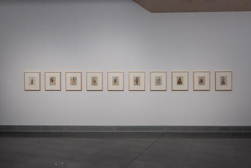 Picasso. Le Tricorne. Fotos de sala.