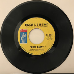 BOOKER T. & THE MG'S:HANG 'EM HIGH(RECORD SIDE-B)