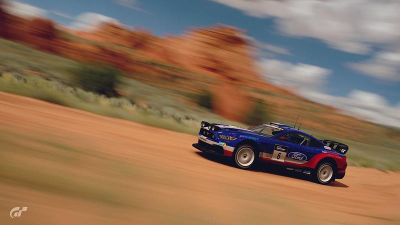 Ford Mustang Gr. B