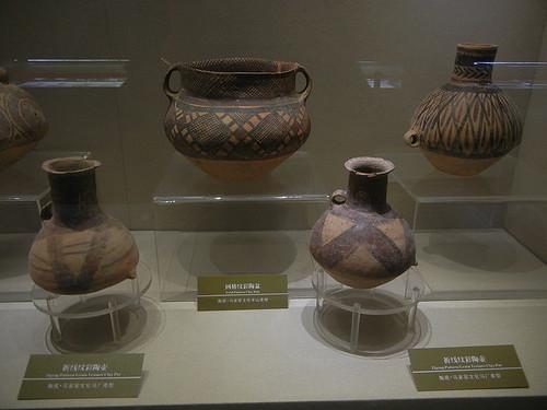DSCN2187 - Clay Potteries, Xinle Ruin, Shenyang