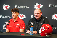 2018 New Chiefs Players Press Conferences