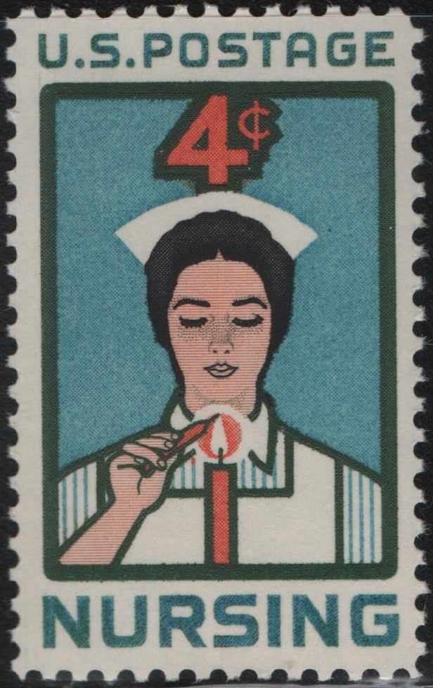 United States - Scott #1190 (1961)