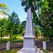 Stone monument in botanic garden by phuong.sg@gmail.com