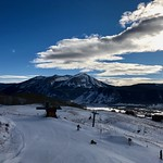 Crested Butte has gorgeous views