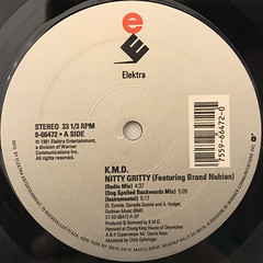 K.M.D.:NITTY GRITTY(LABEL SIDE-A)