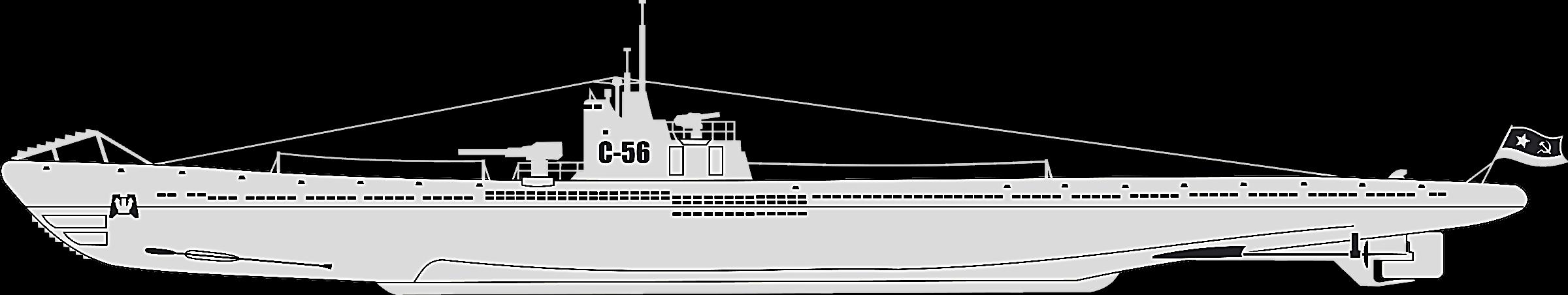 Soviet submarine S-56
