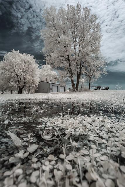 Rural Farm Infrared