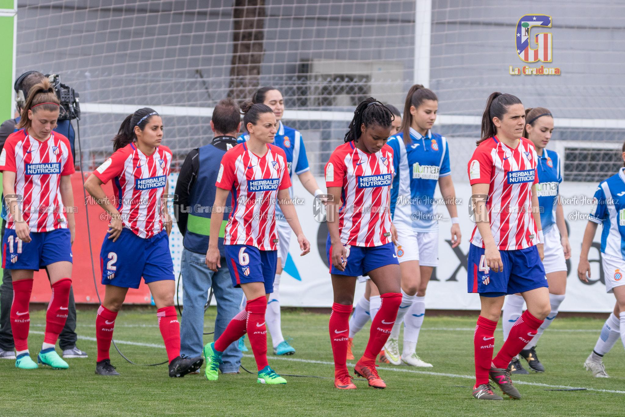 Atlético Fem. - Espanyol Fem.