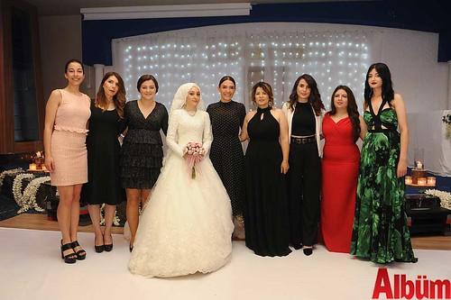 Beyza Gökgül, Hakan Şimşek düğün töreni