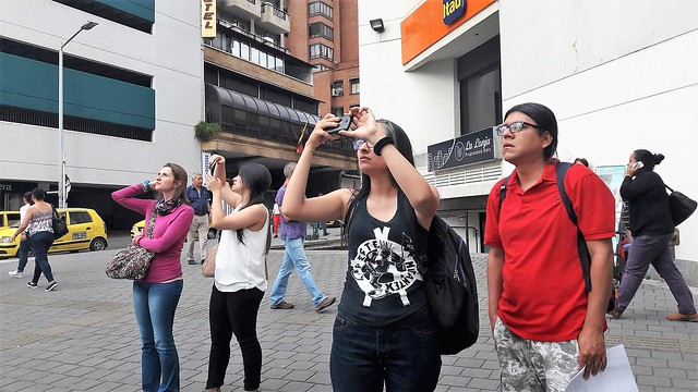 Tras el lente por el ambiente - Así nos vemos Antioquia'  2018