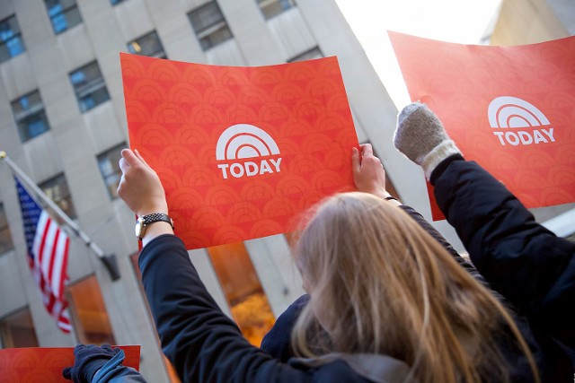 GR Symphony Chorus sings on NBC's 'Today Show'