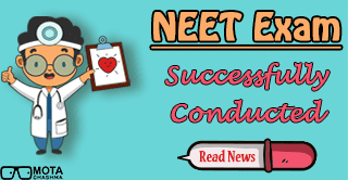 NEET 2018 Successfully Conducted