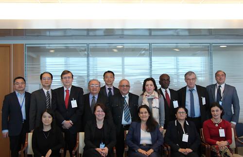 2018 UNPAN Partners' Meeting during CEPA