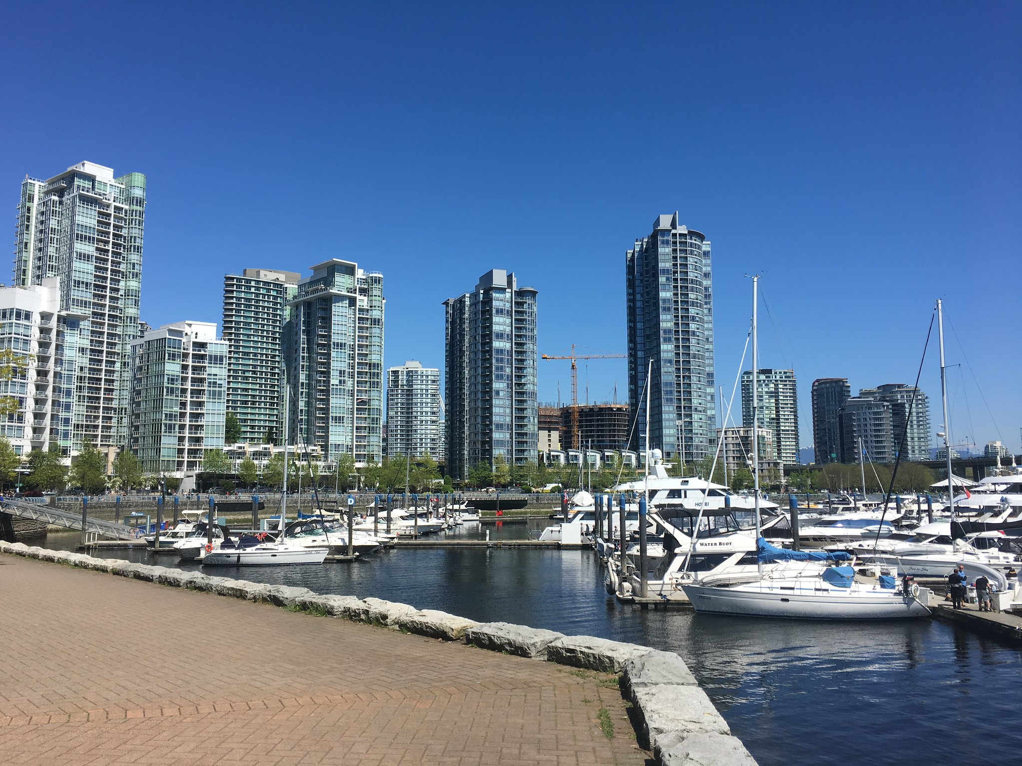 Vancouver rannikko