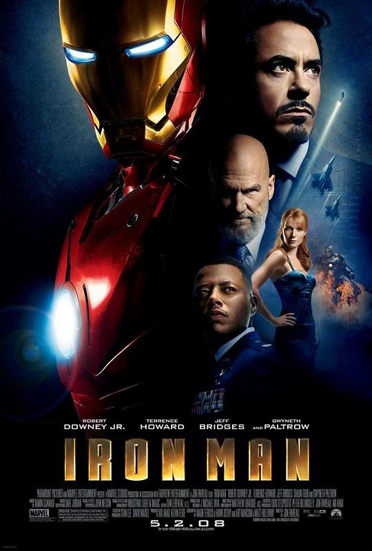 Iron Man - Poster 3