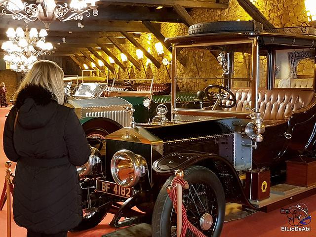 los Rolls Royce y otros clásicos de la Torre de Loizaga 18