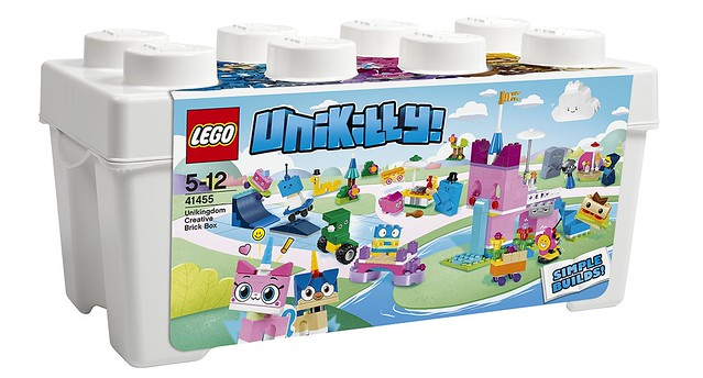 41455 Unikingdom Creative Brick Box
