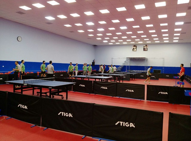 Iran - 2018 ITTF-PTT Level 1 Coaching Course