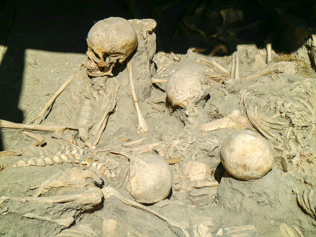 Los Fornicis en Herculano